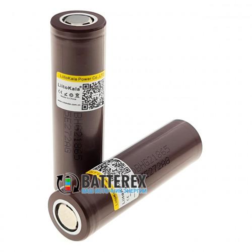 18650 Liitokala Lii-HG2 3000mAh 3.7V 15/20A высокотоковый