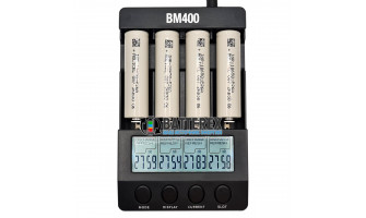 Тест ёмкости аккумуляторов 18650 Molicel P26A 2600mah 35A