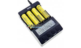 Тест ёмкости высокотоковых аккумуляторов 18650 LG HE4 2500mah 20A (партия S226)