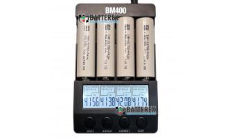 Тест ёмкости аккумуляторов 21700 Molicel P42A 4200mah 45A