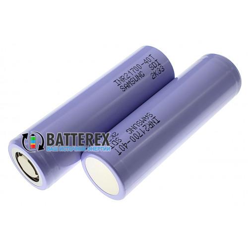 21700 Samsung INR21700-40T SDI 4000mah 45A 3,6V высокотоковый - оригинал