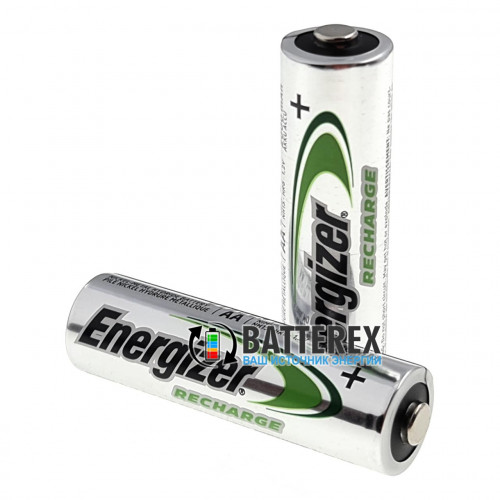 AA Energizer Power Plus 2000 mah Pre-Charged поштучно (цена за 1 шт.) - Оригинал, Япония - 2020 год