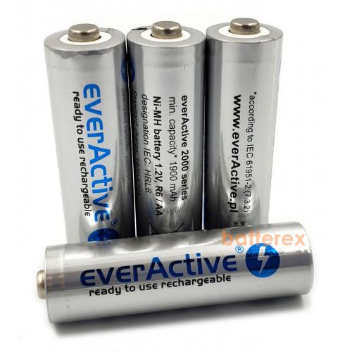 AA EverActive 2000mah Silver Line поштучно (цена за 1 шт.)