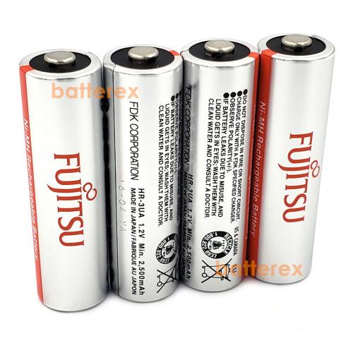 AA Fujitsu High Capacity 2700 mah HR-3UAEU поштучно (цена за 1 шт.)