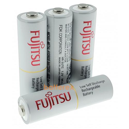 AA Fujitsu 2000 mah (1900mah) 2100 циклов HR-3UTC - поштучно от 1 шт.