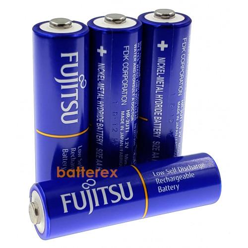 AA Fujitsu Blue 2000 mah (min.1900mah, 1000 циклов) HR-3UTI поштучно