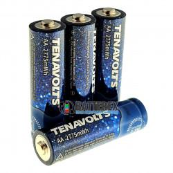 Аккумуляторы Tenavolts AA Li-ion 1,5V