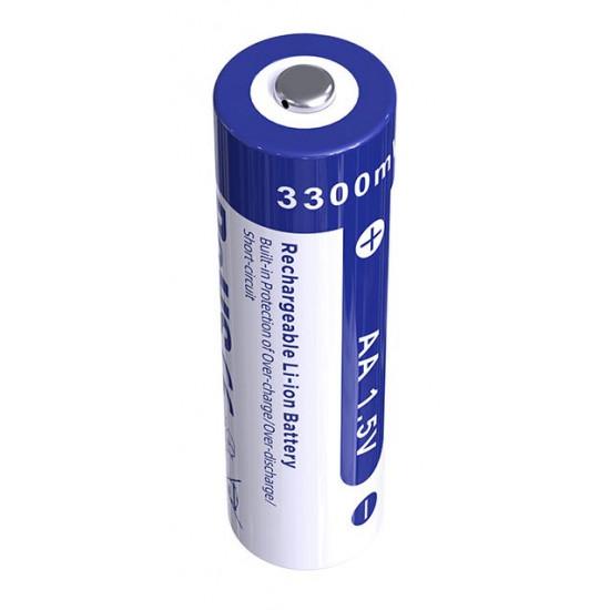 Аккумулятор АА литий-ионный 1,5V XTAR 3300mWh 2200mah