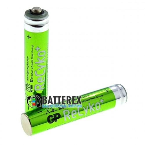 AAAA GP Recyko 300mah микропальчиковый аккумулятор - поштучно - цена за 1 шт