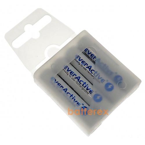 AAA EverActive 1050 mah в пластиковом кейсе (цена за 4 шт.)