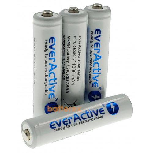 AAA EverActive 1050 mah поштучно (цена за 1 шт.)