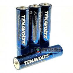 Аккумуляторы Tenavolts AAA Li-ion 1,5V