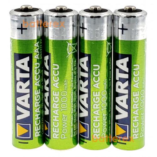 AAA Varta 1000 mah Ready-to-Use поштучно (цена за 1 шт.) - оригинал