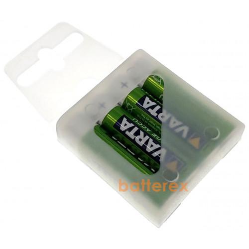AAA Varta 1000 mah Ready-to-Use - 4 шт. пластиковом кейсе - оригинал