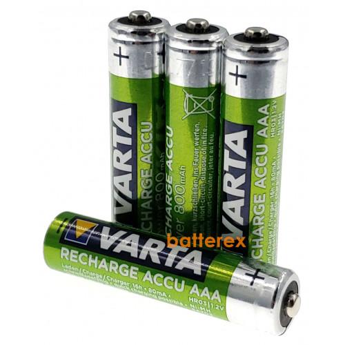 AAA Varta 800 mah Ready-to-Use поштучно (цена за 1 шт.) - оригинал