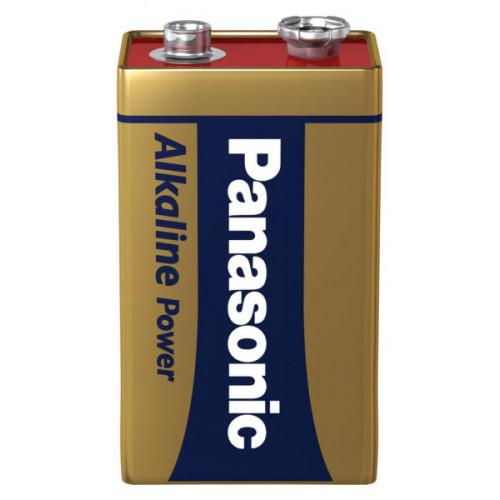 Батарейка Крона 9V 6F22 Panasonic Alkaline Power