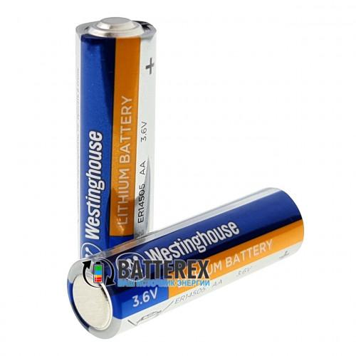 Батарейка литиевая AA ER14505 Westinghouse 3.6V LiSOCl2