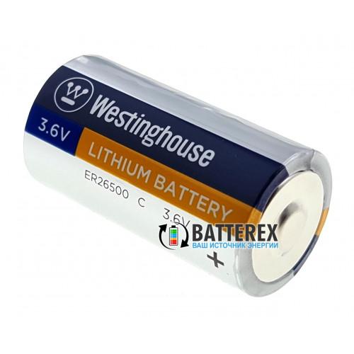 Батарейка литиевая C ER26500 Westinghouse 3.6V LiSOCl2