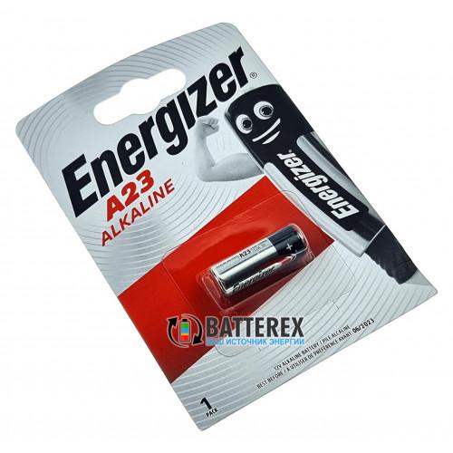 Батарейка А23 Energizer Alkaline 12V (LRV08, LR23A, А21, 1811A)