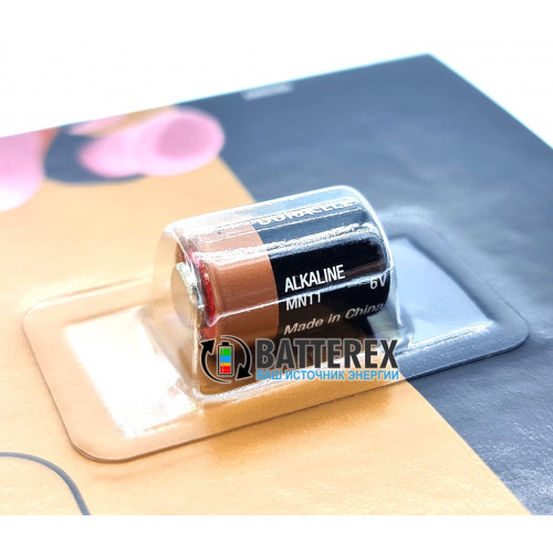 Батарейка MN11 Duracell Alkaline 6V