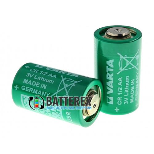Батарейка литиевая Varta CR 1/2 AA 3V LiMnO2 Made in Germany