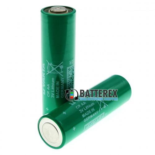 Батарейка литиевая Varta CR AA 3V LiMnO2 Made in Germany