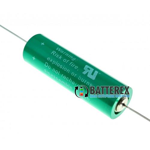 Батарейка литиевая Varta CR AA 3V LiMnO2 с выводами под пайку - Made in Germany
