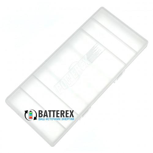 Пластиковый бокс Powerex на 8 AA/ААА аккумуляторов