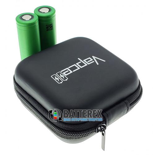 LiitoKala Lii-500 - зарядное устройство для NiMH/Li-ion с тестом и функцией Повербанк + чехол Vapcell для аккумуляторов в подарок.  Оригинал, гарантия 12 месяцев.