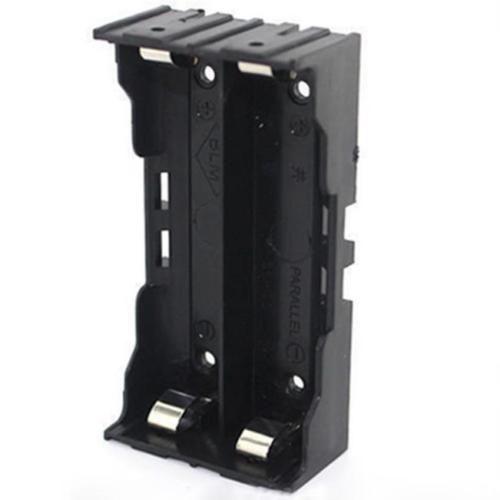 Батарейный отсек на 2 аккумулятора 18650 для установки на плату (любой тип соединения)
