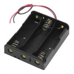 Батарейные отсеки и холдеры для аккумуляторов