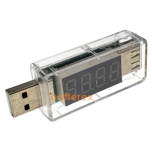 USB Tester Charger Doctor - USB тестер для измерения напряжения и тока