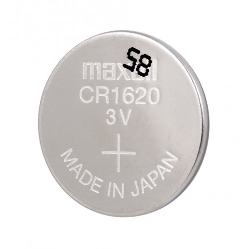 Батарейка CR1620 Maxell Lithium 3V Made in Japan