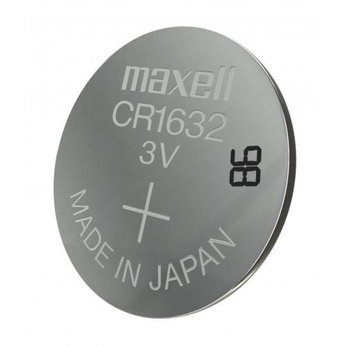 Батарейка CR1632 Maxell Lithium 3V Made in Japan