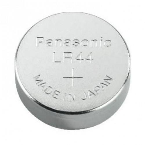 Батарейка LR44 Panasonic Cell Power 1.5V Micro Alkaline (AG13, G13, A76, RW82, L1154, V13GA)