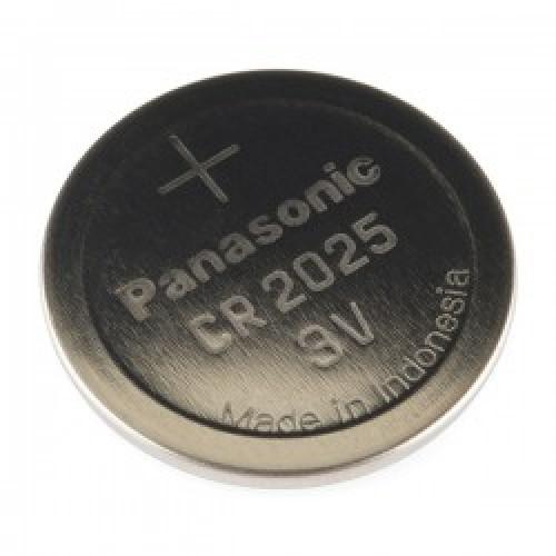 Батарейка CR2025 Panasonic Lithium Power 3V - поштучно от 1 шт.