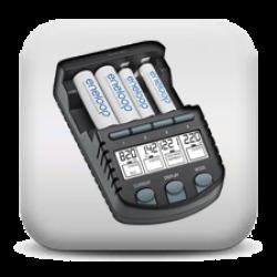Зарядные устройства для аккумуляторов AA, AAA, C, D, Крона, Li-Ion и др.
