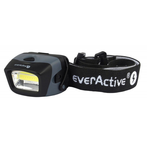 Everactive Headlight HL-150 - налобный фонарь 150 люмен (3 режима, питание от 3х ААА)