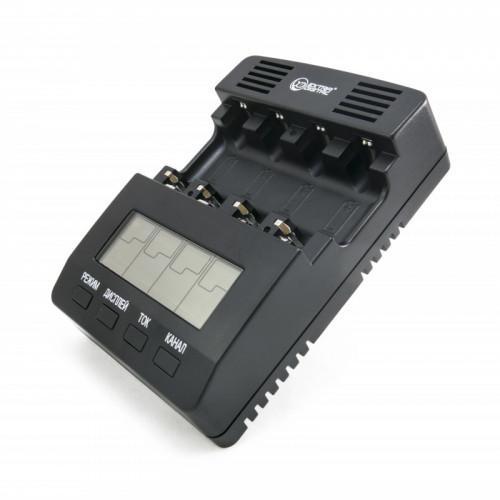 Extradigital BM 210 - продвинутое зарядное устройство для АА и ААА аккумуляторов