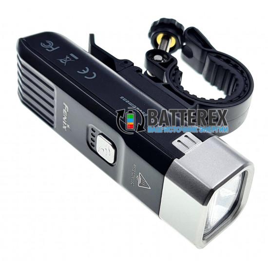 Велосипедный фонарь Fenix BC25R 600 люмен с креплением на руль и зарядкой от USB