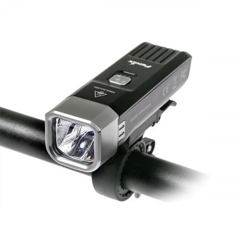 Fenix BC25R - велосипедный фонарь (5 режимов, 600 люмен, батарея 2600mah, зарядка от USB, защита от воды)