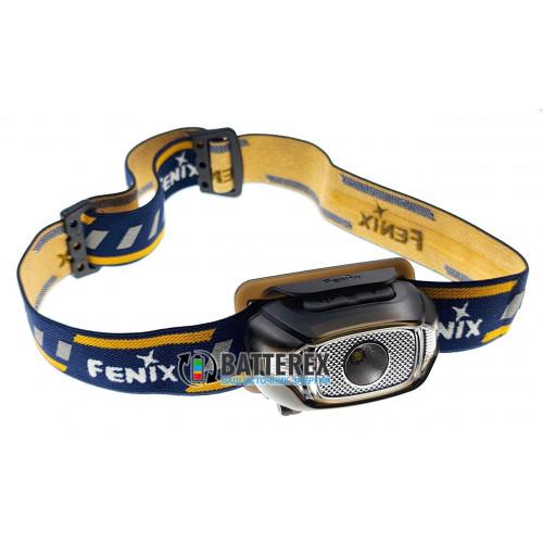 Фонарь налобный Fenix HL15 Black 200 люмен - оригинал - бесплатная доставка