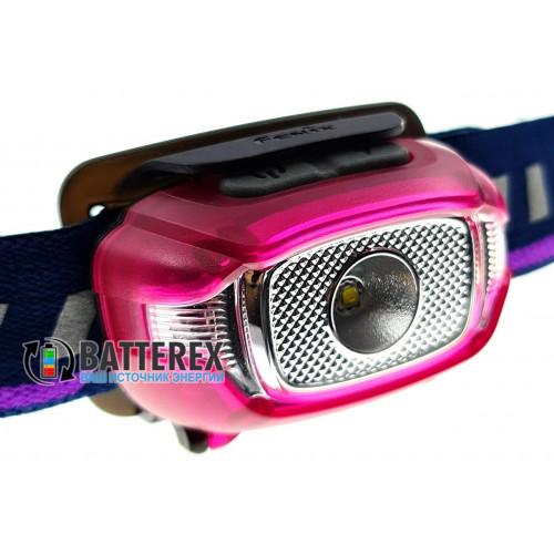 Фонарь налобный Fenix HL15 Purple 200 люмен - оригинал - бесплатная доставка