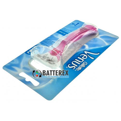 Станок Gillette Venus (розовый) + 1 лезвие - оригинал