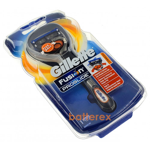 Станок Gillette Fusion Proglide FlexBall + 1 лезвие - оригинал