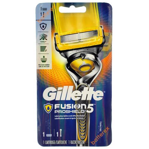 Станок Gillette Fusion Proshield FlexBall + 1 лезвие - оригинал