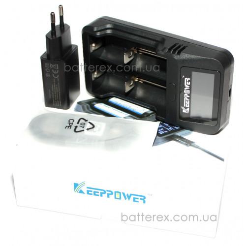 KeepPower Intelligent L2 - зарядное устройство для Li-Ion аккумуляторов