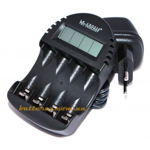 LaCrosse BC-250 - автоматическое зарядное устройство с дисплеем