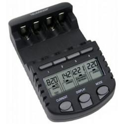 Зарядные для аккумуляторов AA / AAA