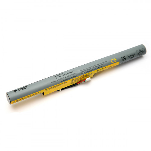 Аккумулятор для ноутбуков IBM/LENOVO IdeaPad Z500 (L12L4K01, LOZ500L7) 14.4V 2600mAh